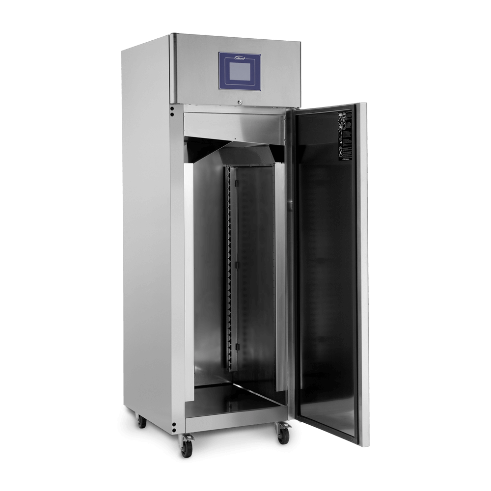 One Door Bakery Retarder Prover - Side On - Door Open