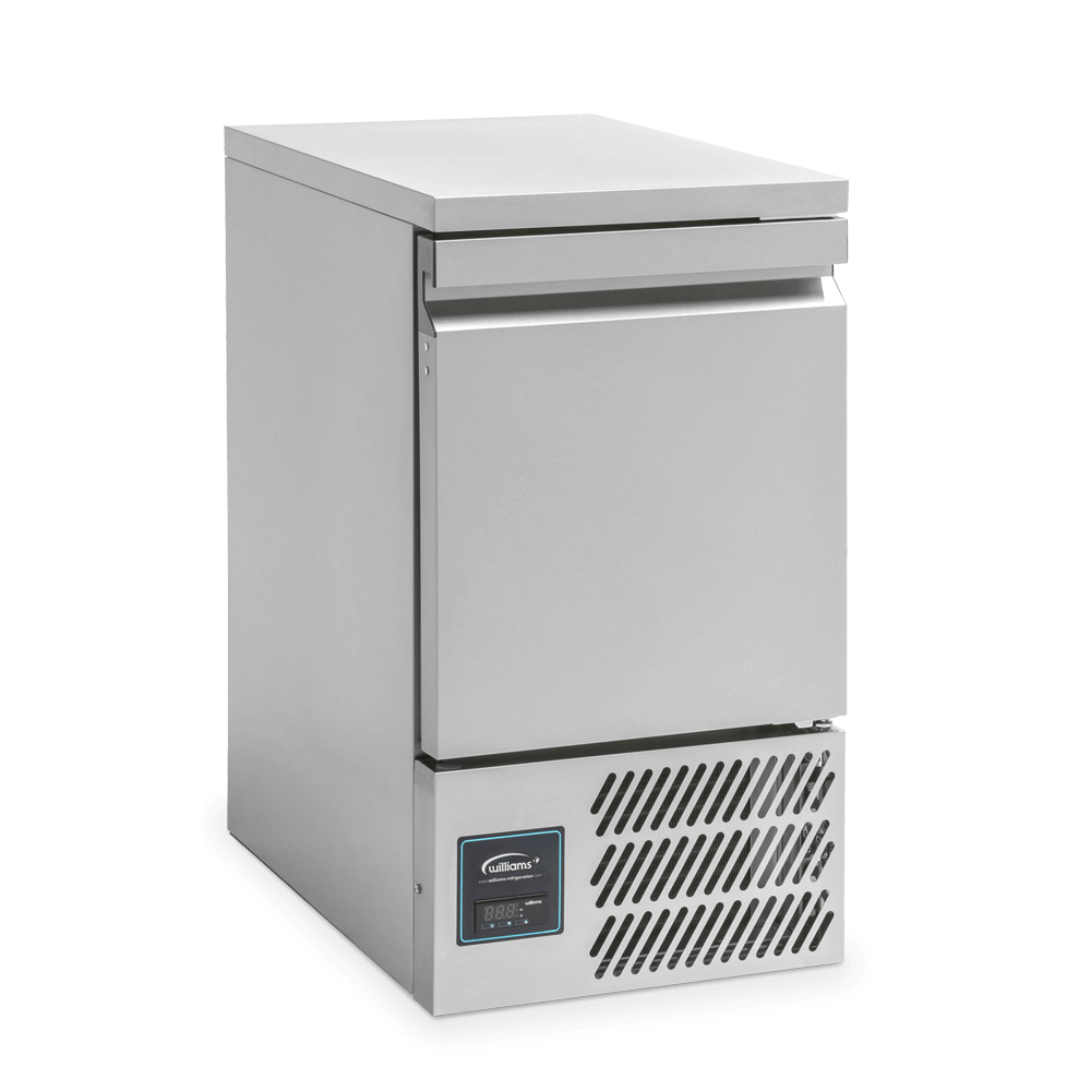 Aztra AZ5CT - Undercounter refrigerated cabinet - Side On - Closed