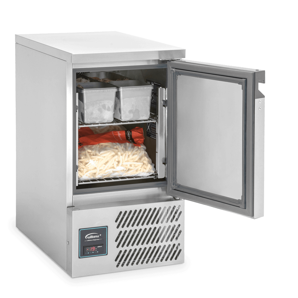 Aztra AZ5CT - Undercounter freezer cabinet - Three Quaters