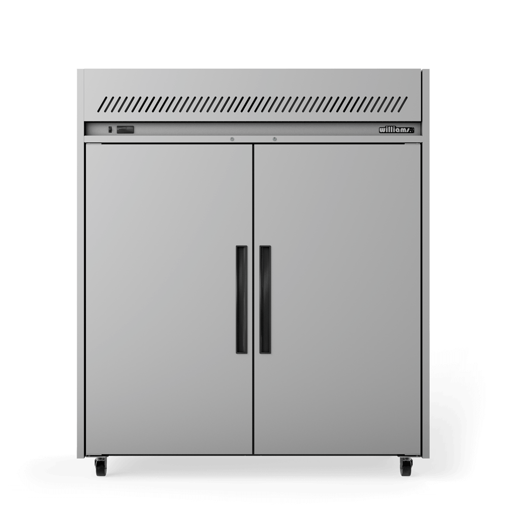 Upright Sapphire Refrigerated Cabinet - Doors Closed - Front On