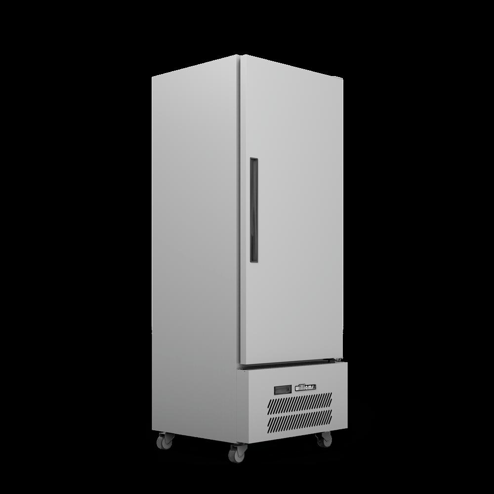 Upright Quartz Star QS1 - Solid Door - Side On