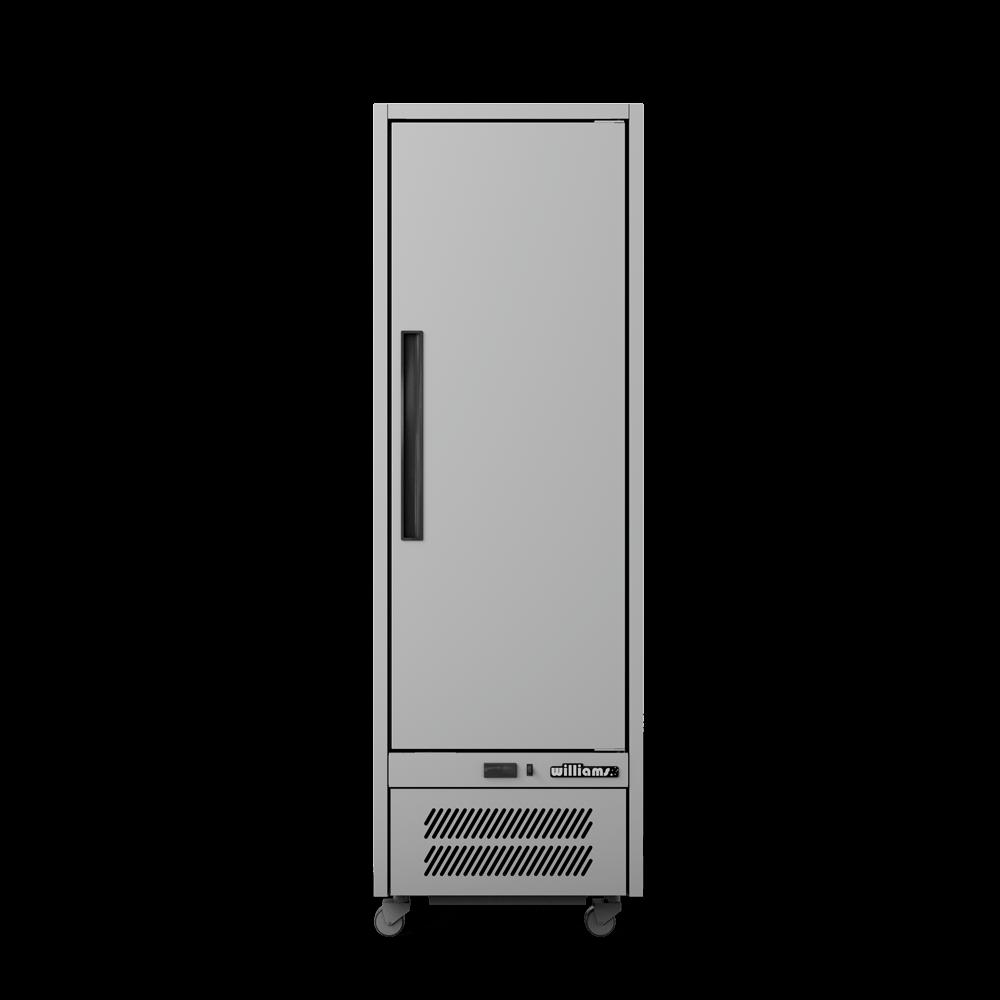 Upright Quartz Q1 Cabinet - Solid Door - Front On