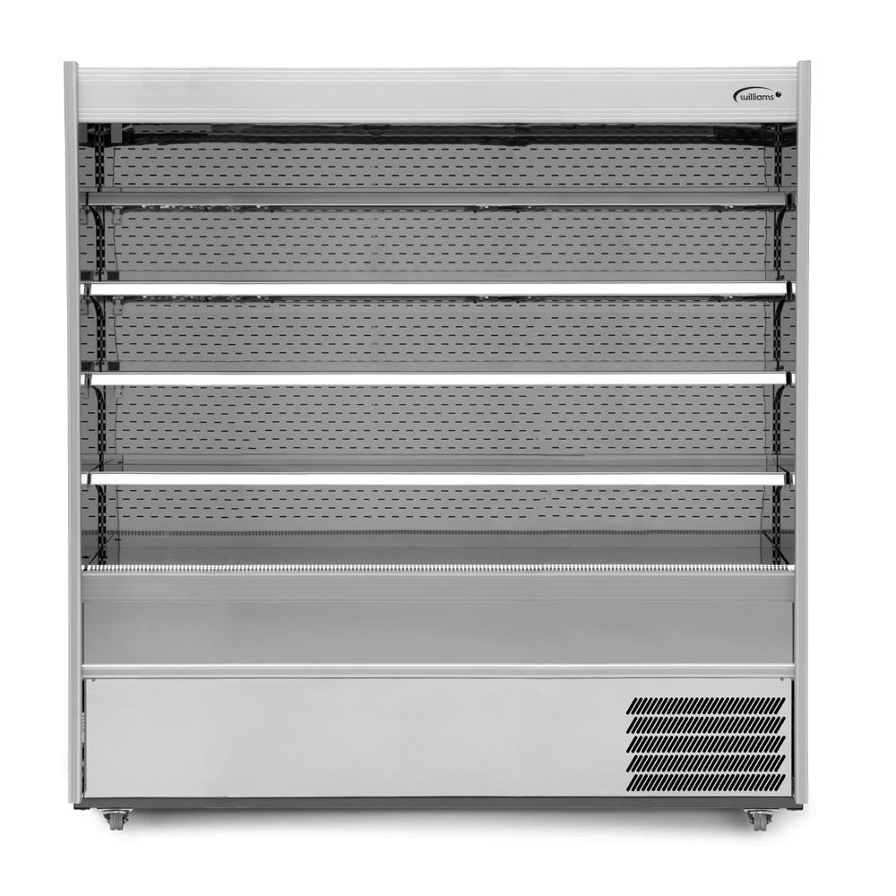 M180SCN - Refrigerated Multideck - Nightblind - Front On