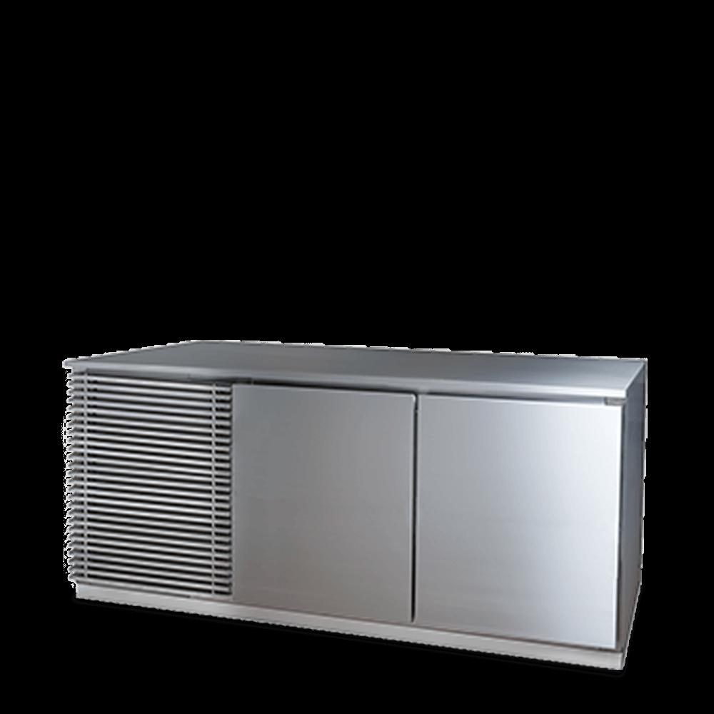 Refrigerated 2 Door Counter