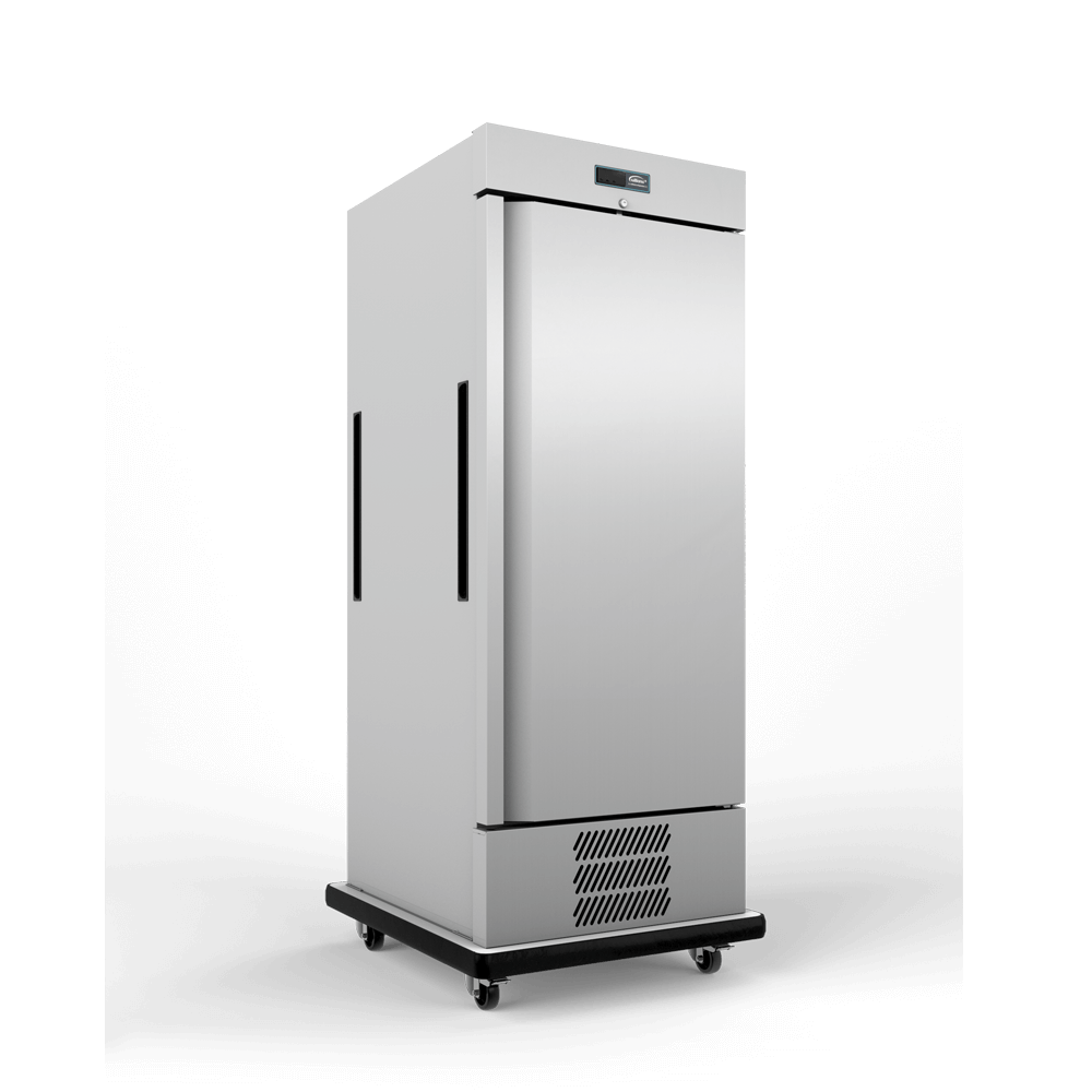 Mobile Refrigerated Upright Cabinet