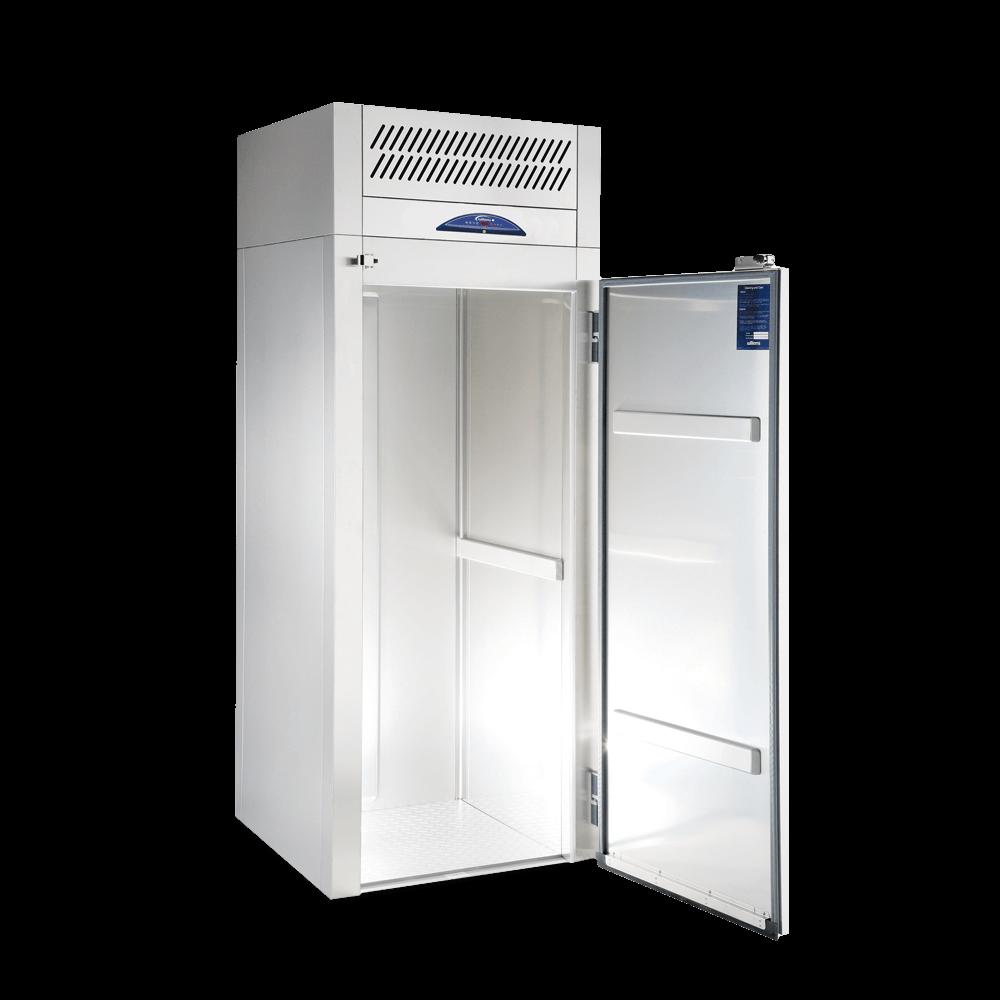 One Door Modular Cabinet - Ruby