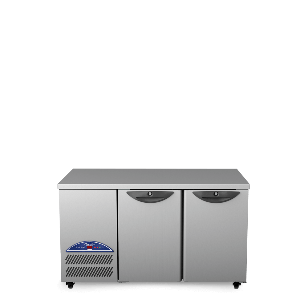 Opal Two Door Refrigerated Counter - Front On