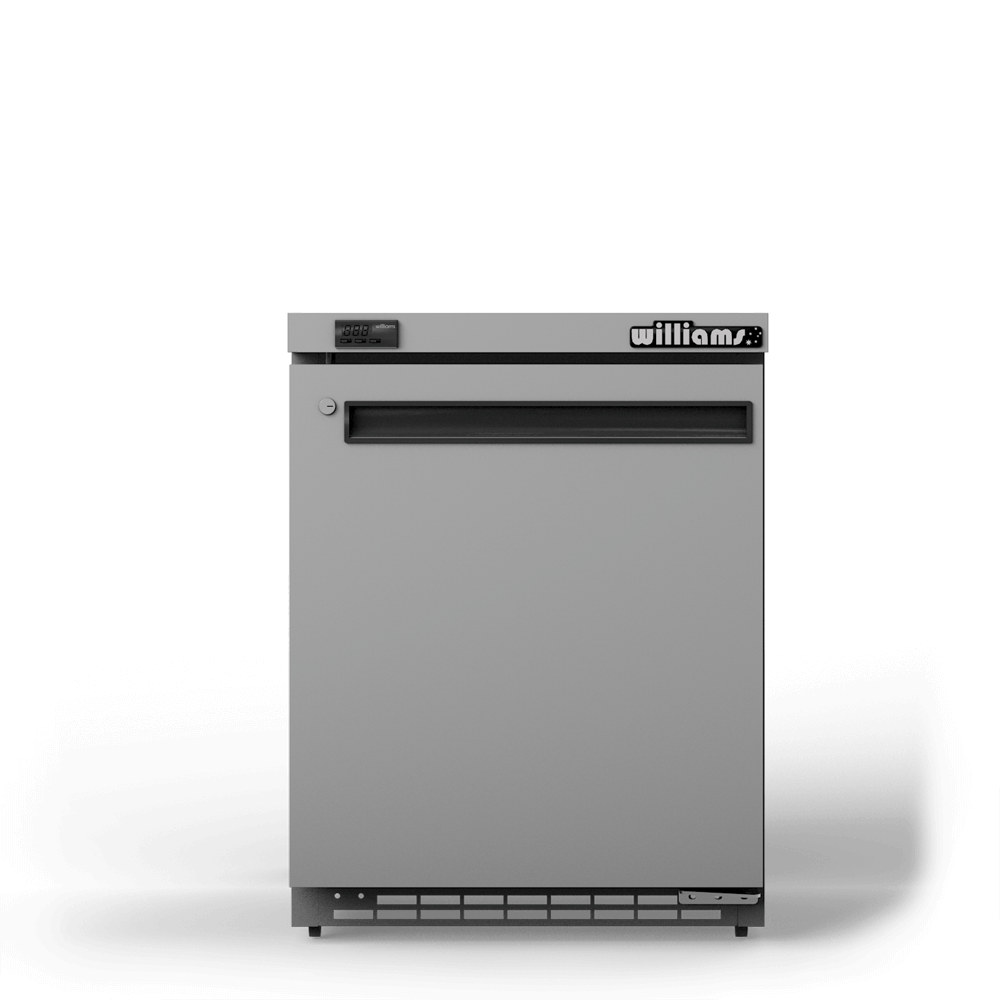 A135 - Stainless Exterior - Front On