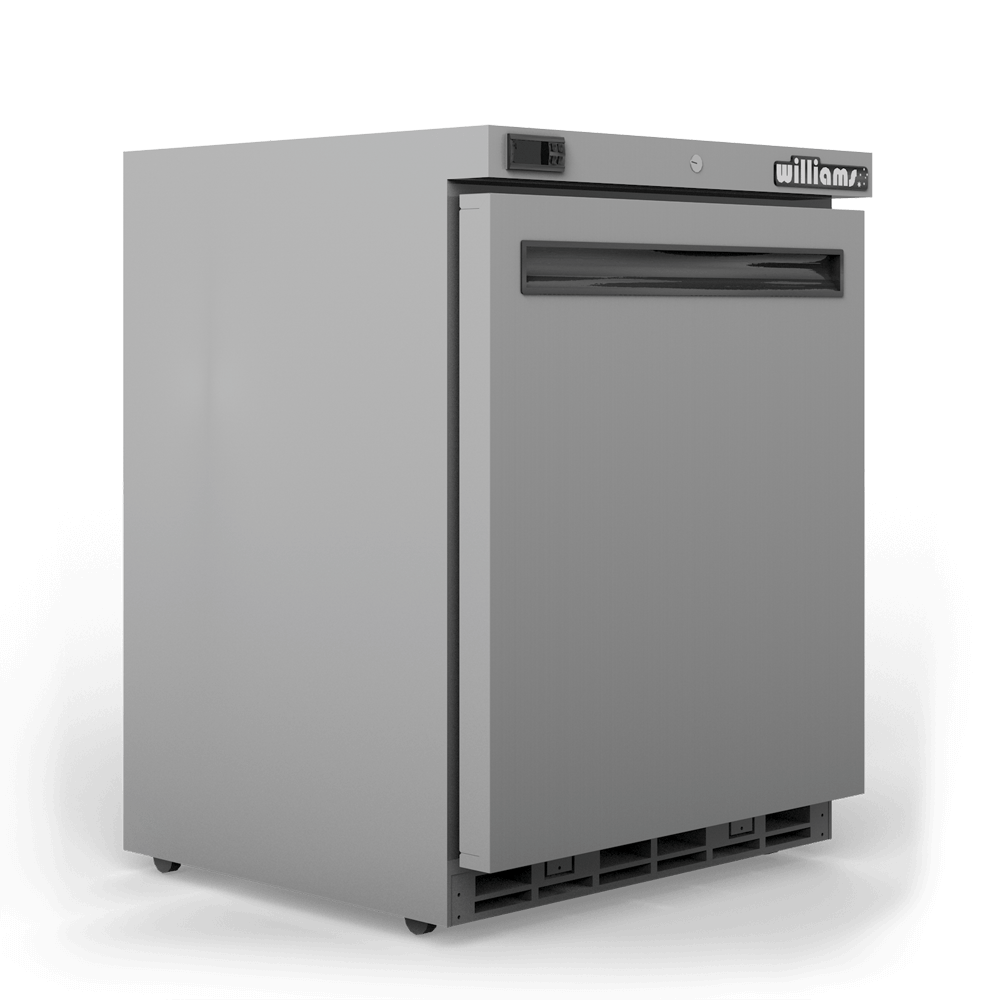 A135 - Stainless Exterior - Side On
