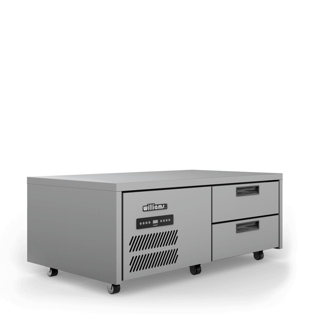 Under Broiler Counter UBC7 - Side On