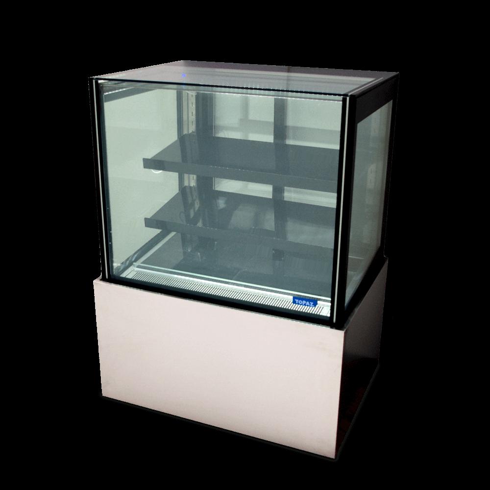 TCF12 Topaz Cake Display - Side On