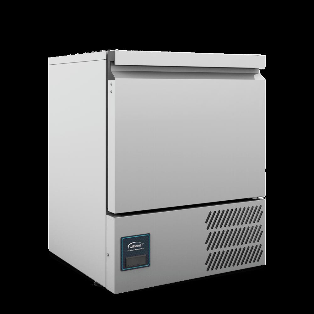 Aztra One Door Undercounter Refrigerated Cabinet with doors