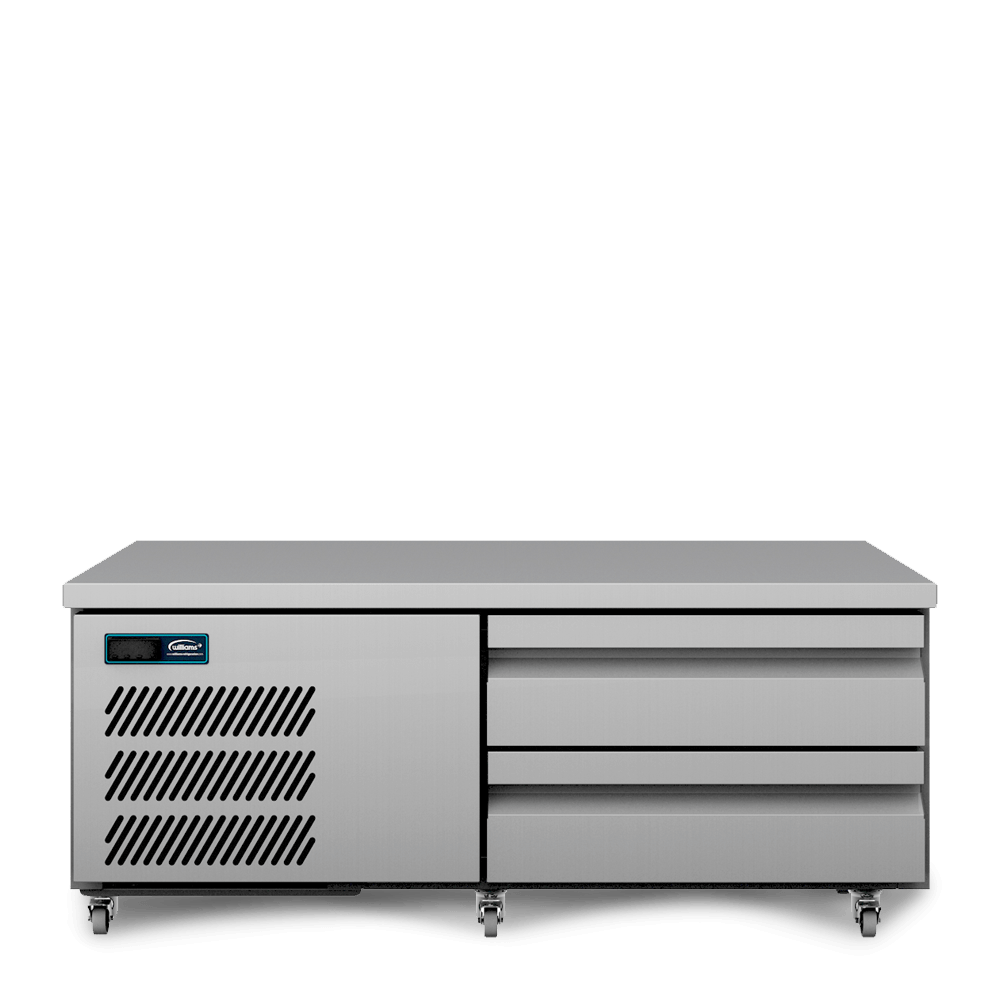 UBC7 Under Broiler Two Drawer Counter