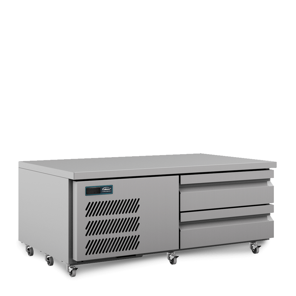 UBC7 Under Broiler Compact Counter Side On