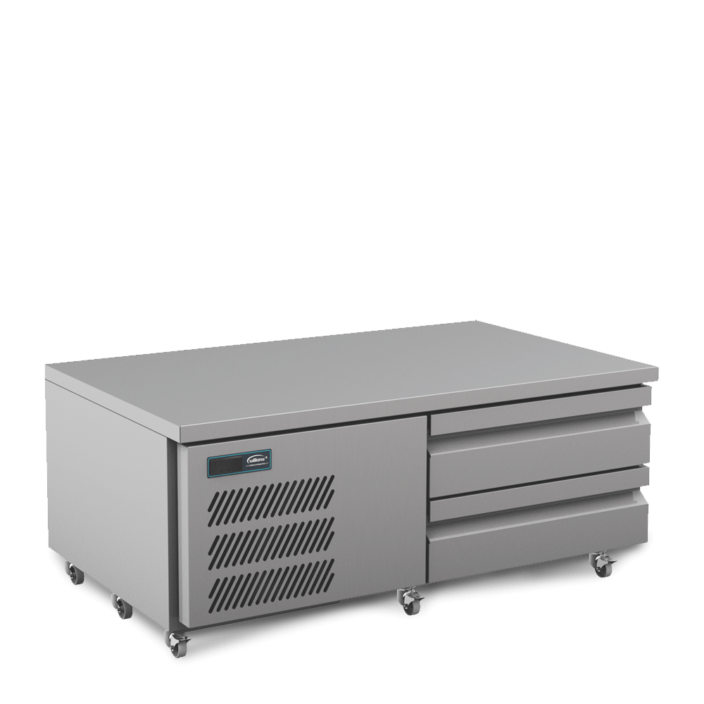 UBC7 Under Broiler Counter Side On