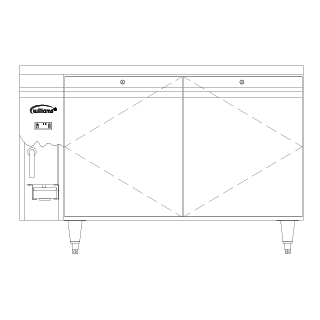 Bakery Counter Remote B2R(J)