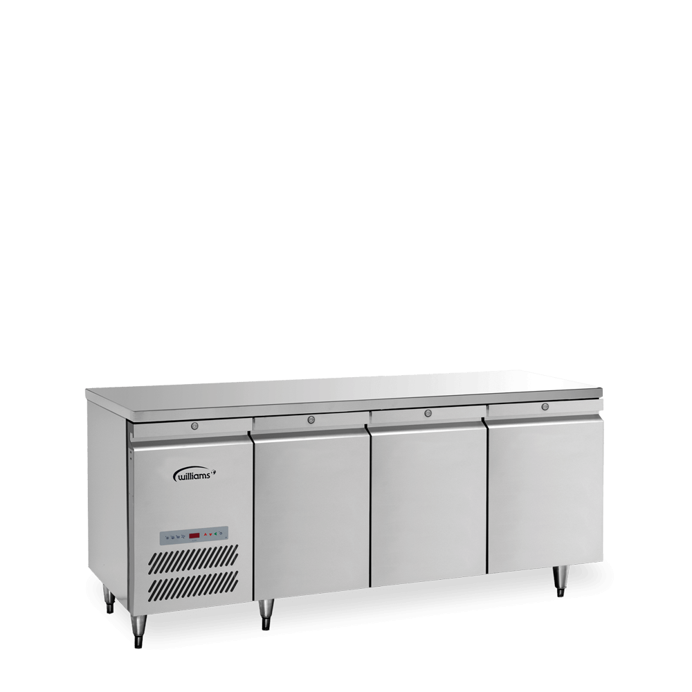 Opal Three Door Counter.