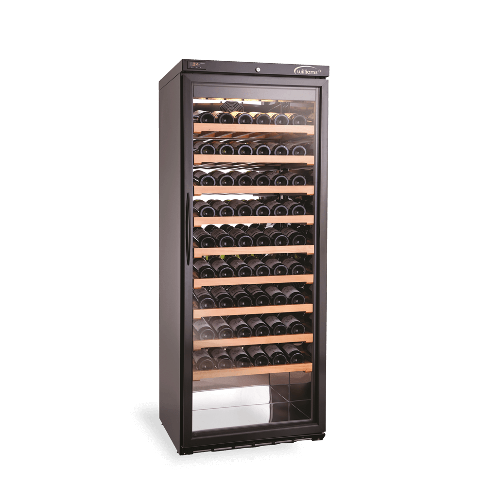 Upright Wine Cabinet 1 Door BC95W