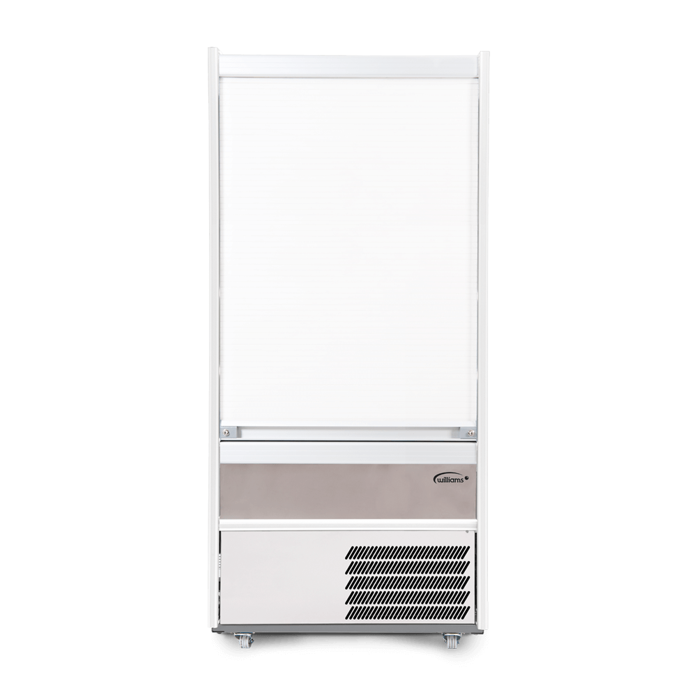 M100SCS - Refrigerated Multideck - Security Shutter Closed - Front On.