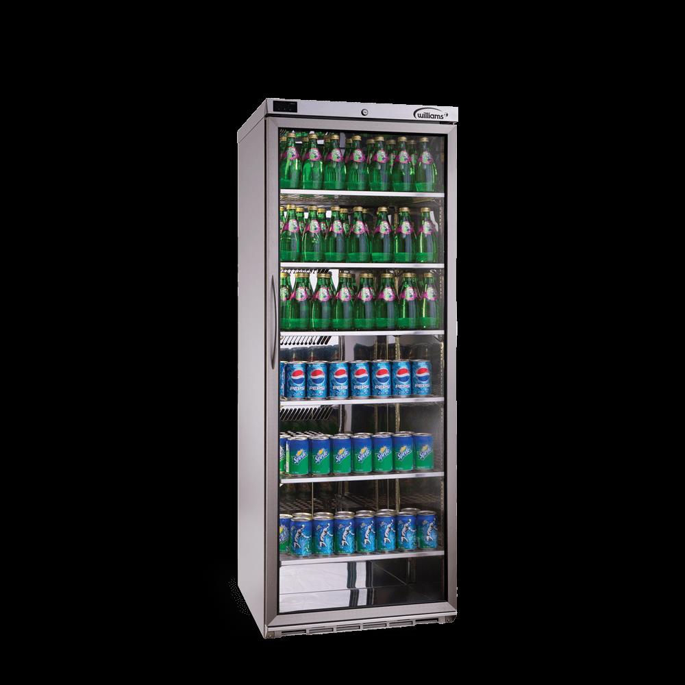 Upright Bottle Cooler 1 Door BC95