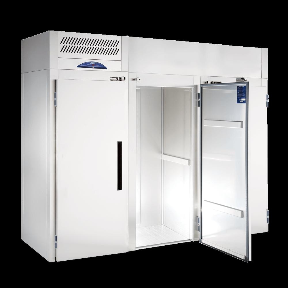 Three Door Modular Cabinet - Ruby.