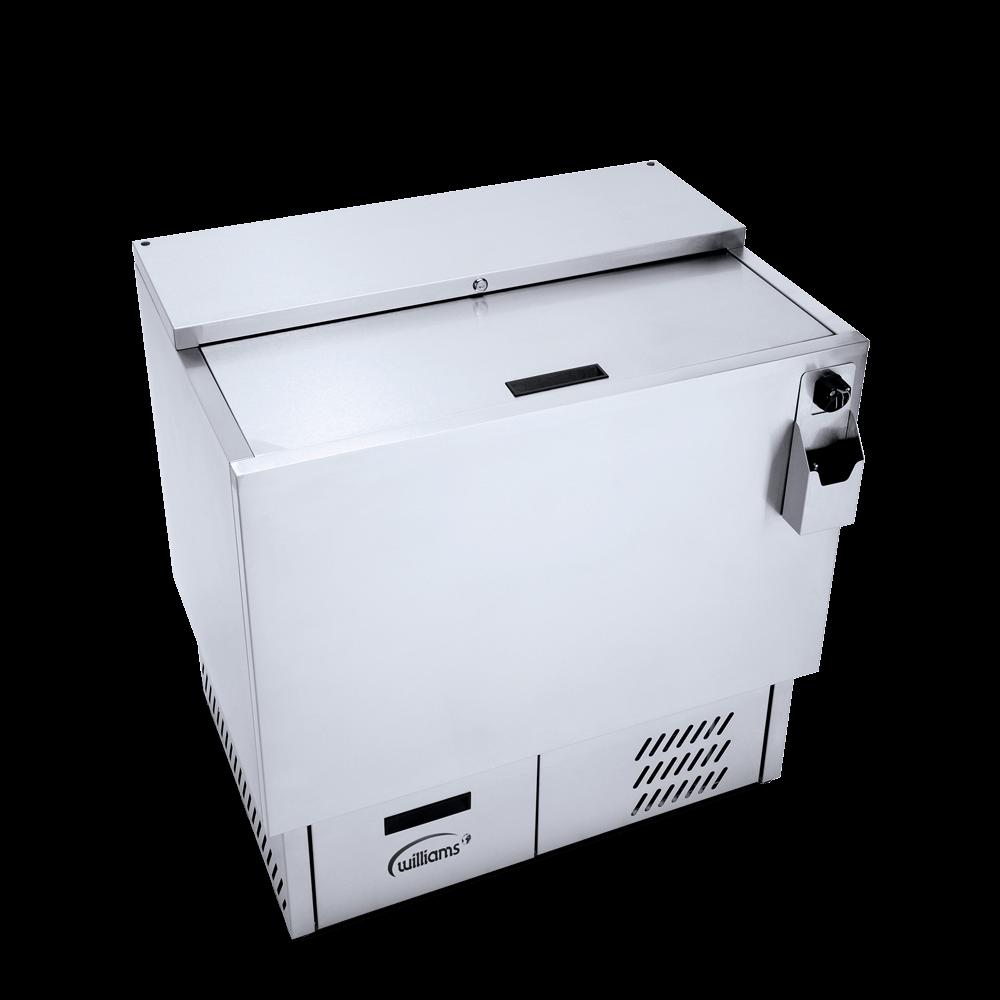 上开式饮料冷冻柜 BW900