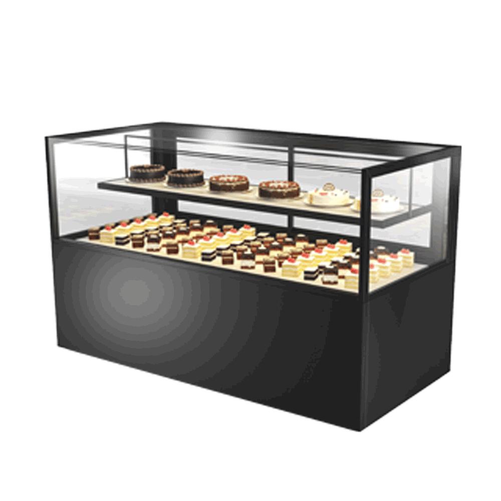 Cake Display Showcase CAKE-U-1800-HG