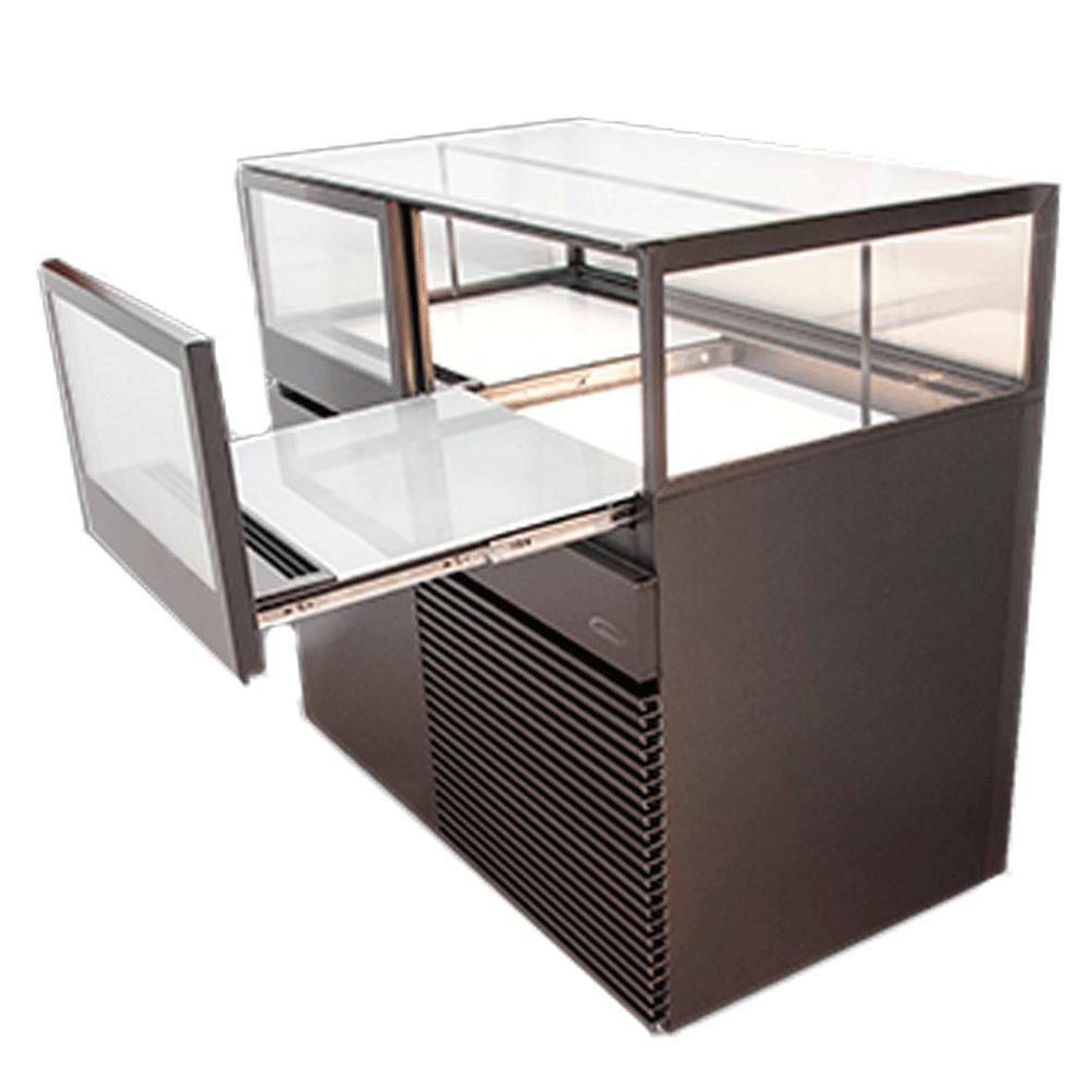 JB Type Chocolate Display Showcase JB-U-1200-HG