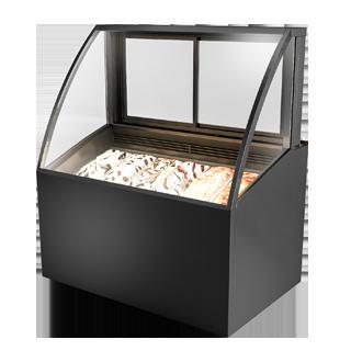 冰激凌展示柜 IC-U-1200-HG-C