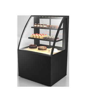 弧形蛋糕展示柜 CAKE-U-900-HG-C