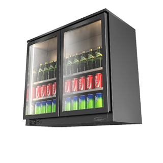 高级饮料雪柜 DBW-2