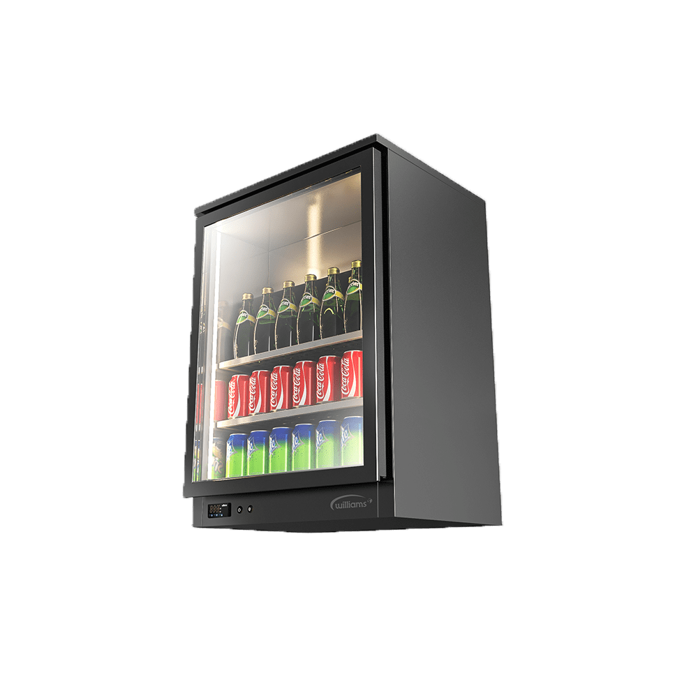 Wall-Mounted Deluxe Beverage Cooler DBW-1