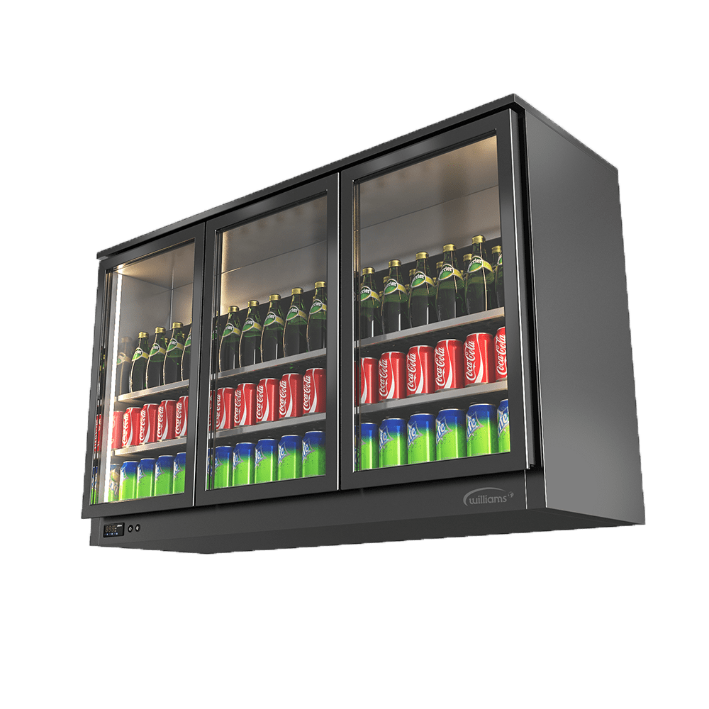 Wall-Mounted Deluxe Beverage Cooler DBW-3