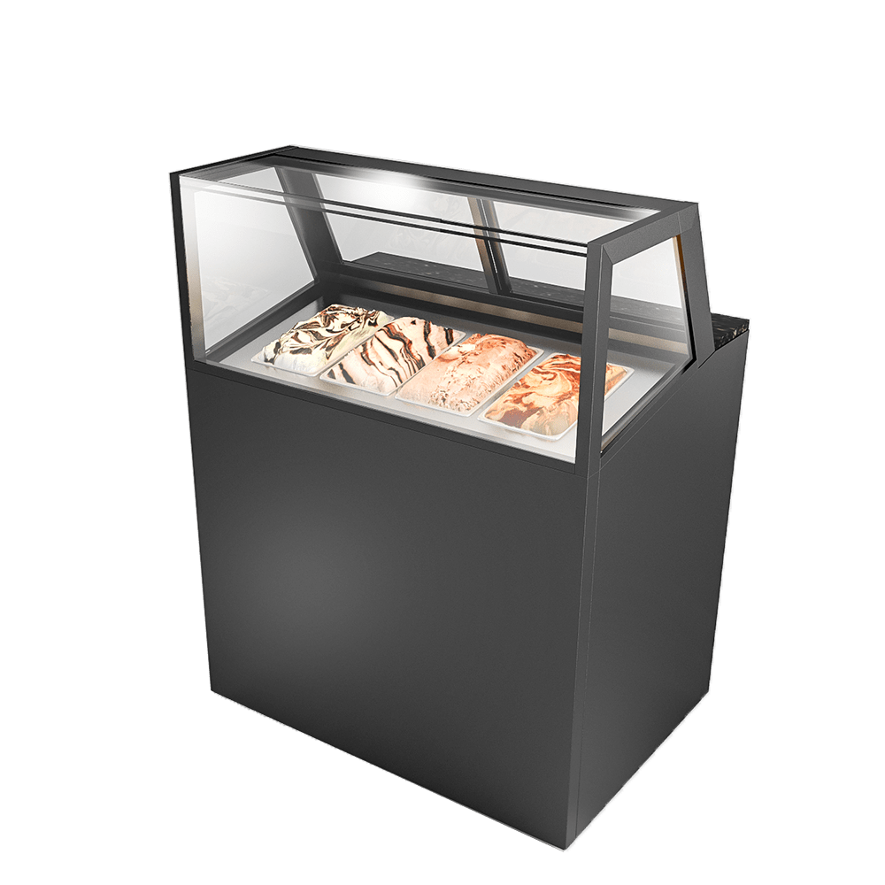 Ice-cream Display Showcase IC-U-900-HG