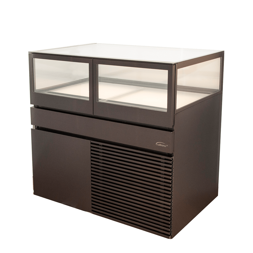 Jewellery Box Type Display Showcase JB-U-1200-HG
