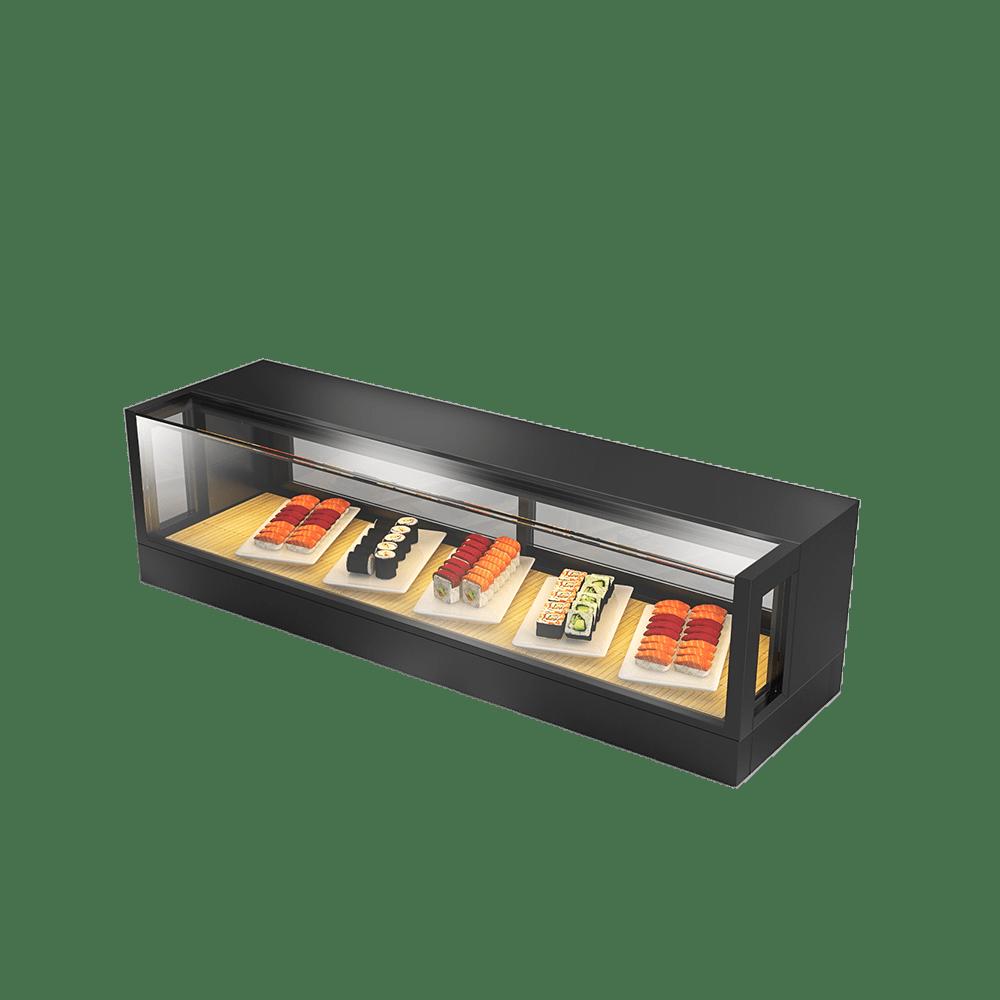 寿司展示柜 SUS-R-1200-HG