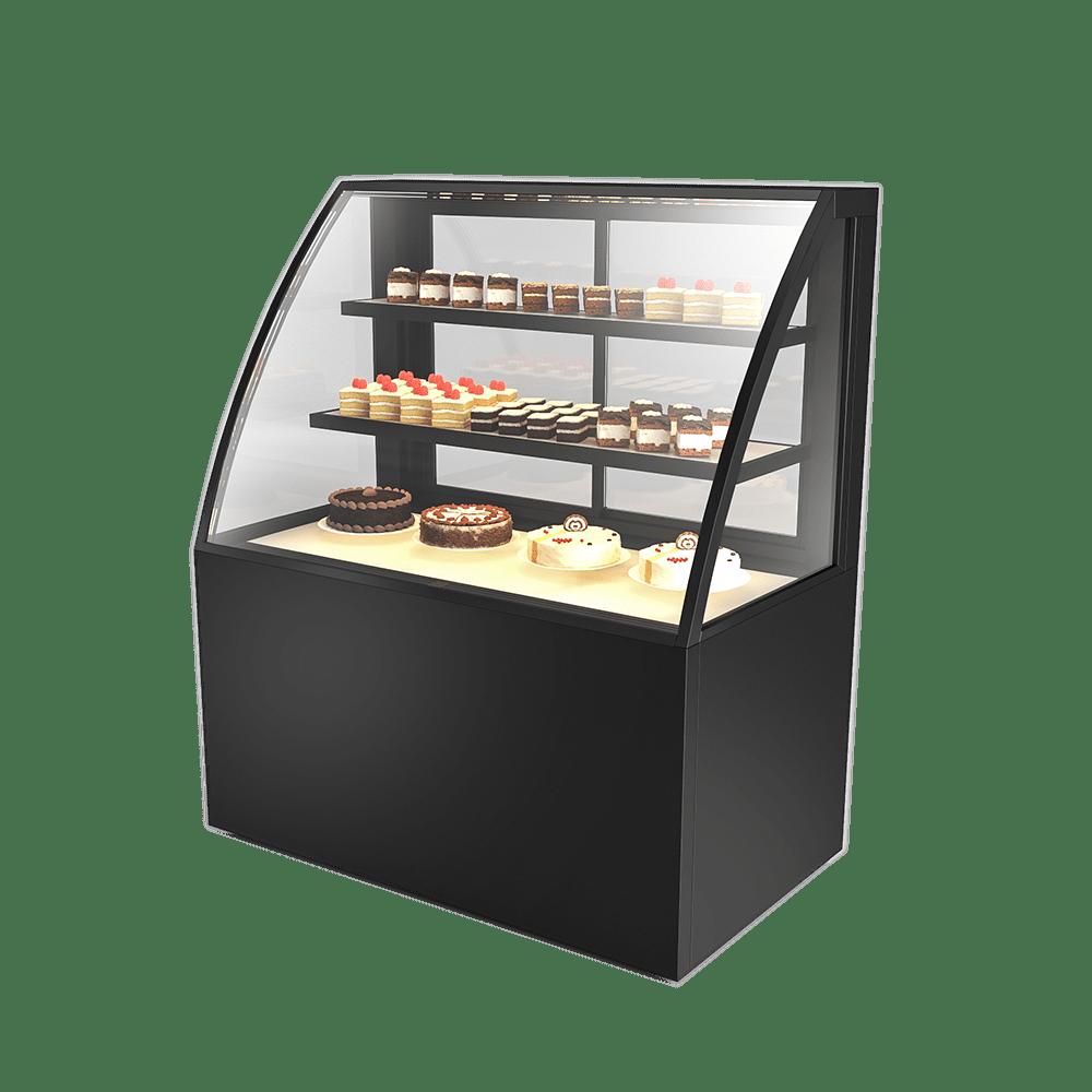 弧形蛋糕展示柜 CAKE-U-1200-HG-C