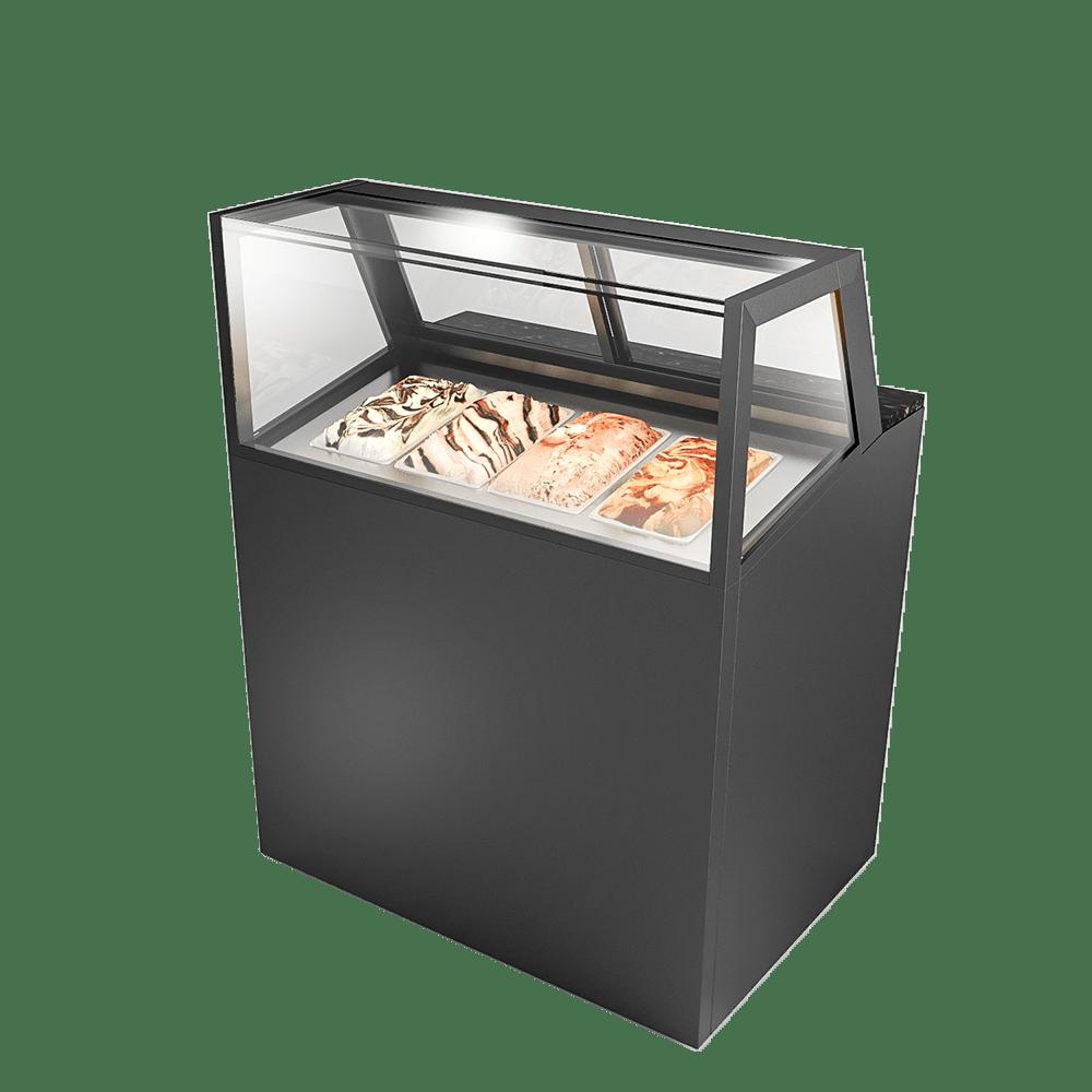 冰激凌展示柜 IC-U-900-HG
