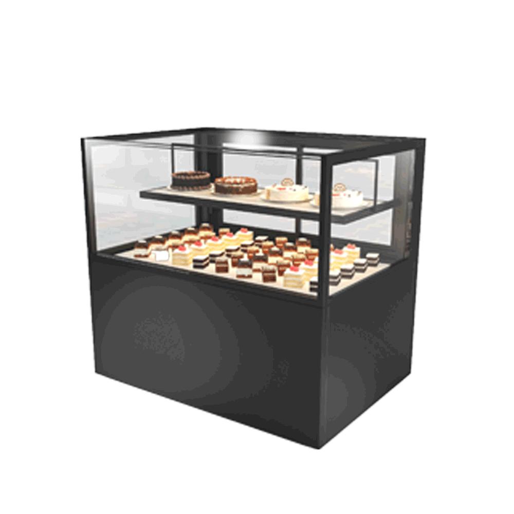 Cake Display Showcase CAKE-U-1200-HG