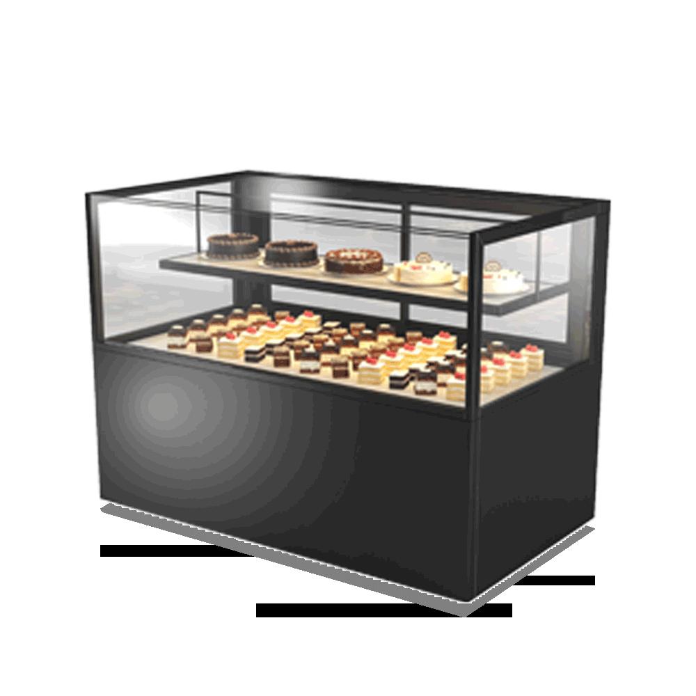 Cake Display Showcase CAKE-U-1500-HG