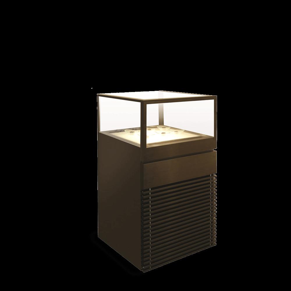 Jewellery Box Type Display Showcase JB-U-600-HG