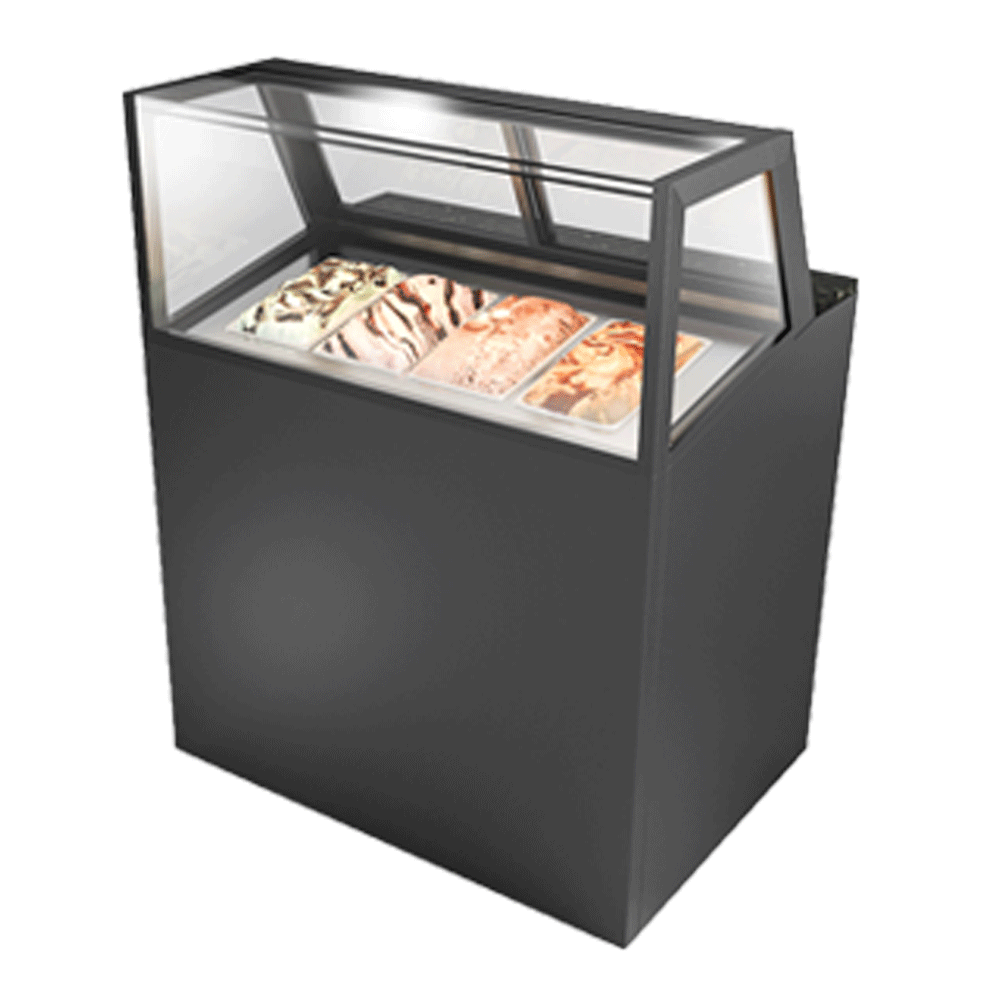 Ice-cream Display Showcase IC-U-900-HG