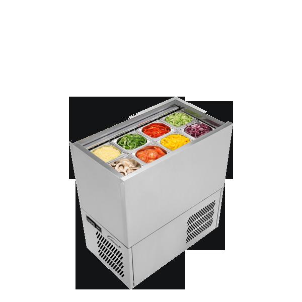 Mini Saladette - PW4