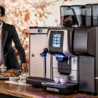 Williams and Rancilio present new coffee service concept.
