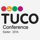 Tuco Confrence Exeter 2016.