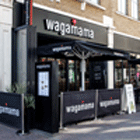 Wagamama Staines new restaurant from outside.