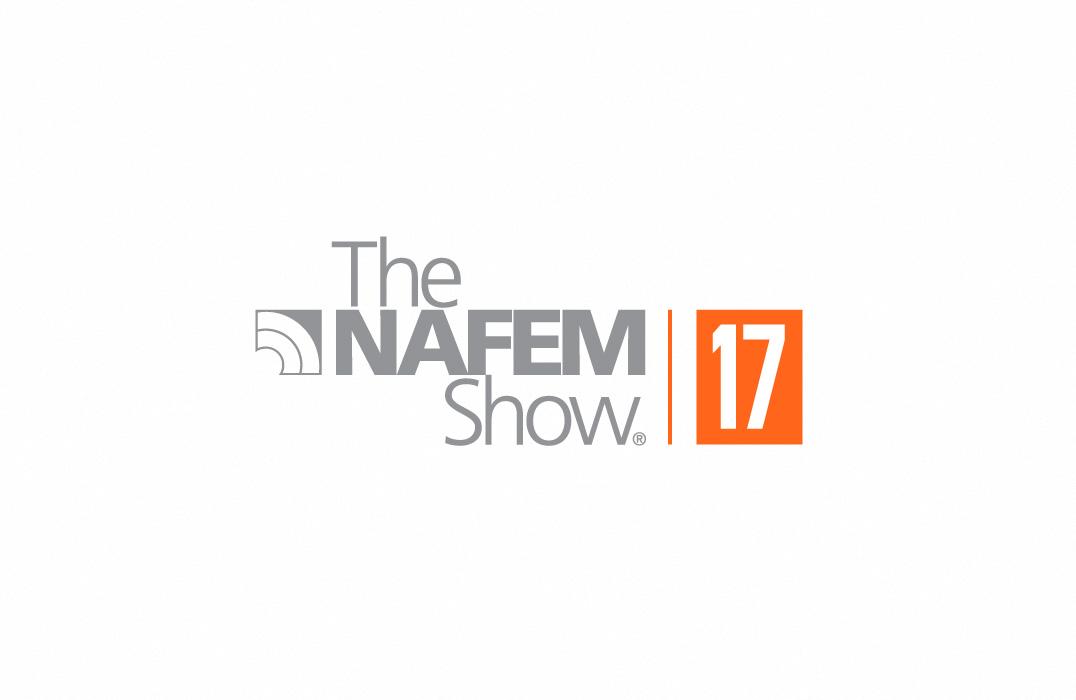 NAFEM show logo.