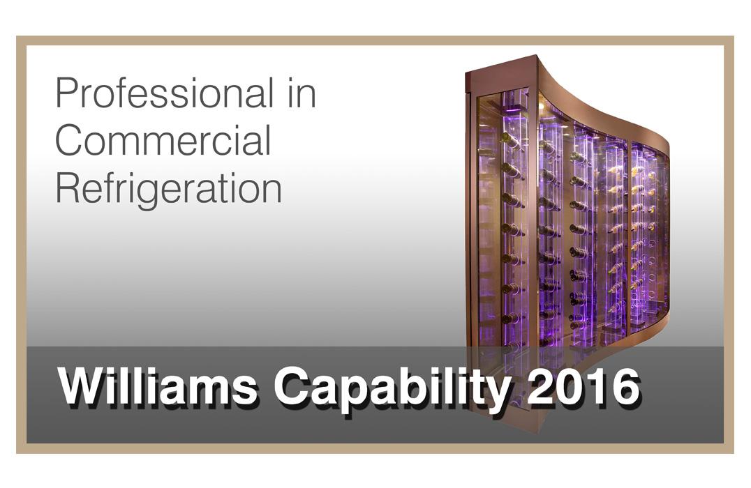 Williams' Capability.