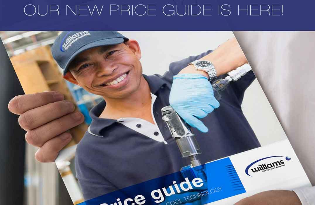 Price Guide 2018.